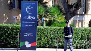 Conferência sobre a Líbia em Palermo