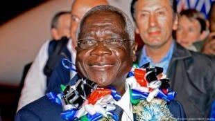 Afonso Dhlakama, líder da Renamo, maior partido da oposição moçambicana