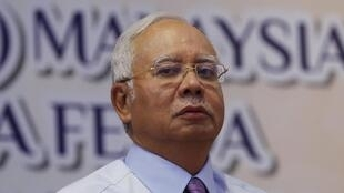 Thủ tướng Malaysia Najib Razak là đối tượng của nhiều cáo buộc tham nhũng. Ảnh chụp ngày 14/03/2016 tại Kuala Lumpur.