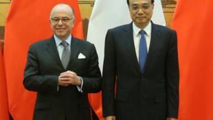 França e a China unidas contra o protecionismo