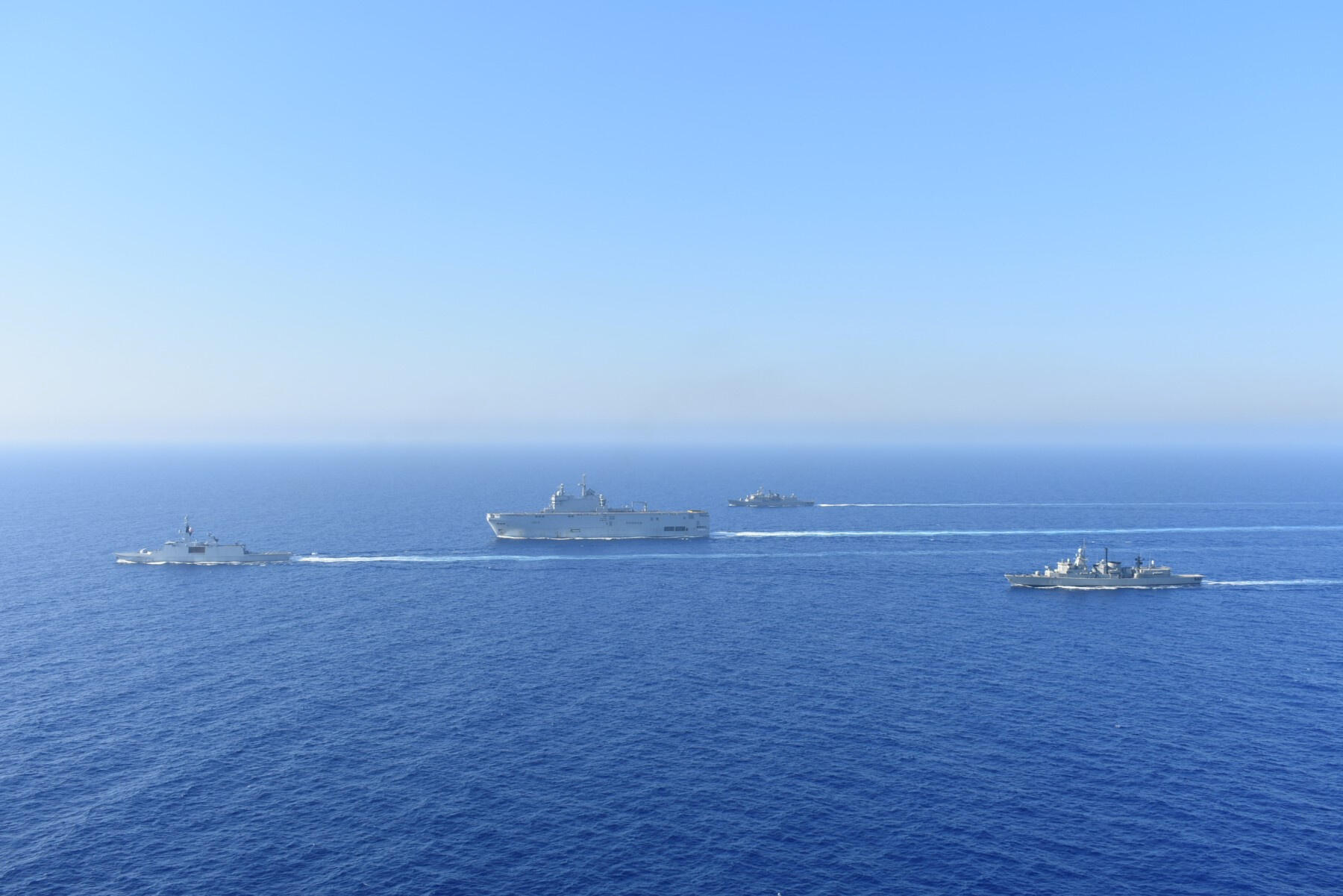 2020-08-13 greece france military exercises mediterranean