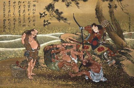 اثری از Hokusai
