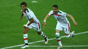 مسعود شجاعی و احسان حاجصفی، دوبازیکن ملی پوش فوتبال ایران