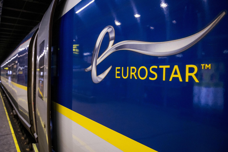 受新冠疫情影響,歐洲之星旅客流量銳減,目前每天只有一班往返倫敦-巴黎的列車。