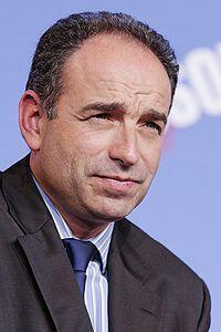 Генеральный секретарь правящей партии «Союз за народное движение» Жан-Франсуа Копе