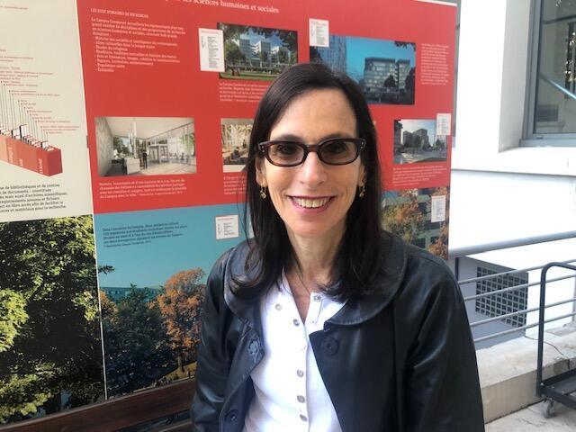 A antropóloga e historiadora Lilia Moritz Schwarcz.