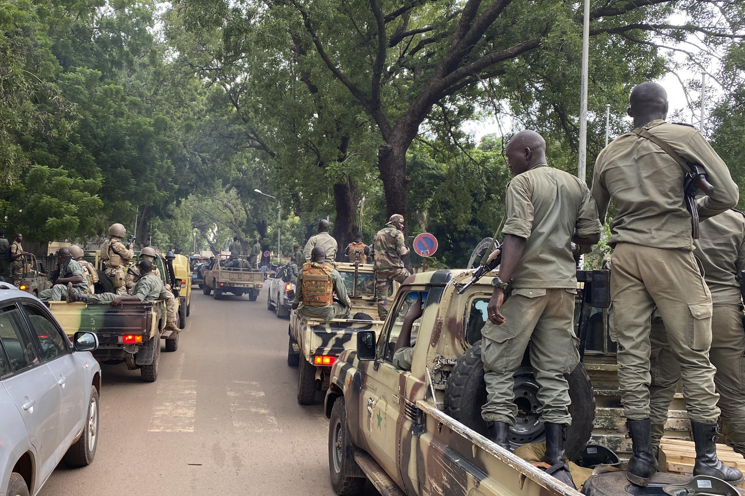 A military junta took power in Mali on August 18