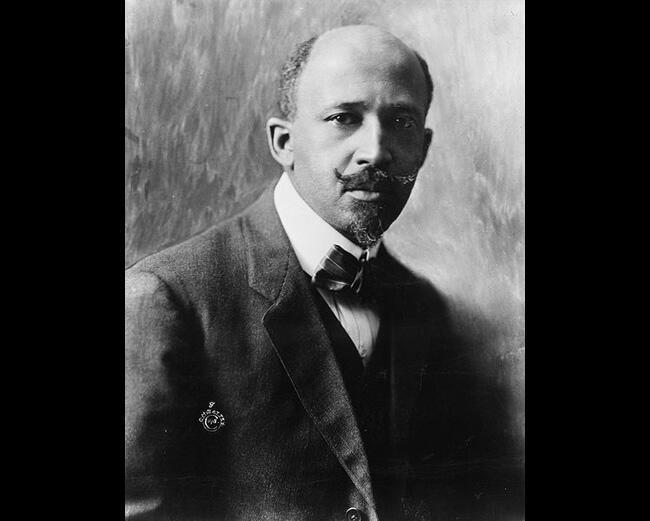 William Du Bois, le panafricaniste