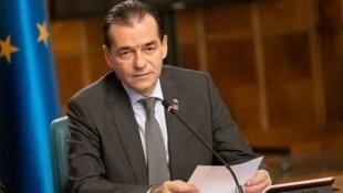 O governo do primeiro-ministro romeno Ludovic Orban durou apenas três meses.