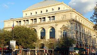 Paris's Théâtre de la Ville