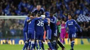Chelsea vence Tottenham Hotspur e conquista Copa da Liga Inglesa