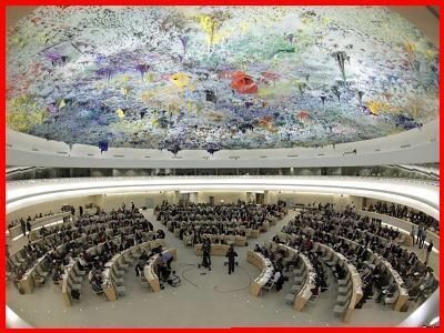 شورای حقوق بشر سازمان ملل در ژنو