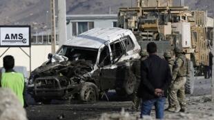Tổ chức khủng bố Haqqani, thủ phạm của hàng trăm vụ khủng bố tại Kabul từ 10 năm qua.