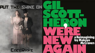 Cocorosie (Marathon Artists) et Makaya McCraven et Gil Scott-Heron (XL recordings).