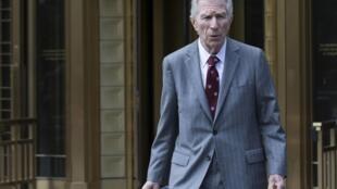 O mediador Daniel Pollack, designado pela Justiça de Nova York.