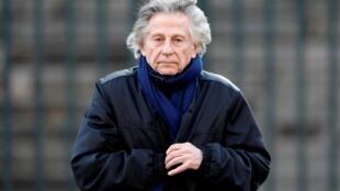 O cineasta franco-polonês Roman Polanski, em foto de dezembro de 2017.
