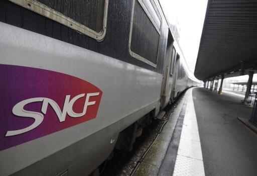 A SNCF train.