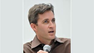David Kaye, le rapporteur spécial de l'ONU sur la liberté d'expression.