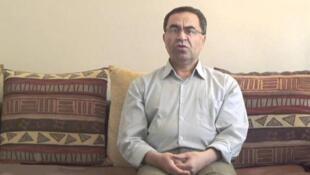 رضا علیجانی فعال سیاسی و کارشناس مسائل ایران مقیم پاریس