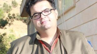 هیمن بایزیدپور استاد دانشگاه و عضو سازمان کومه له زحمتکشان