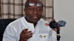 Ministan kudin Ghana Ken Ofori-Atta