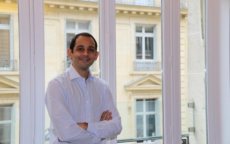 Charles Guinot expatrié en Indonésie, lauréat des 6e Trophées des Français de l'étranger catégorie «Entrepreneur».