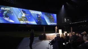 O Comitê Organizador dos Jogos de 2024 propôs ao COI adicionar breakdance, escalada, surfe e skate ao programa.