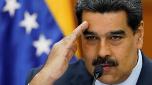 Rais wa Venezuela Nicolas Maduro apoteza imani kwa bunge la Ulaya.
