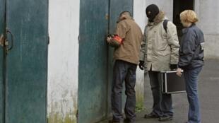 En 2005, dans cette affaire, une perquisition avait été menée dans le cadre d'une opération antiterroriste de la DST.