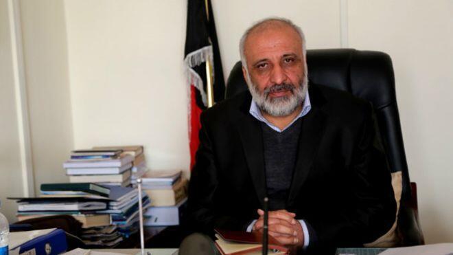 معصوم استانکزی، وزیر منتخب از طرف رئیس جمهوری افغانستان برای پست وزارت دفاع این کشور.