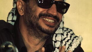 Yasser Arafat in 1974
