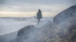 'El invierno' es el primer largometraje de Emiliano Torres.