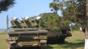 Armes anti-aériennes d'origine soviétique, encore utilisées aujourd'hui par certains pays membres de l'Otan.