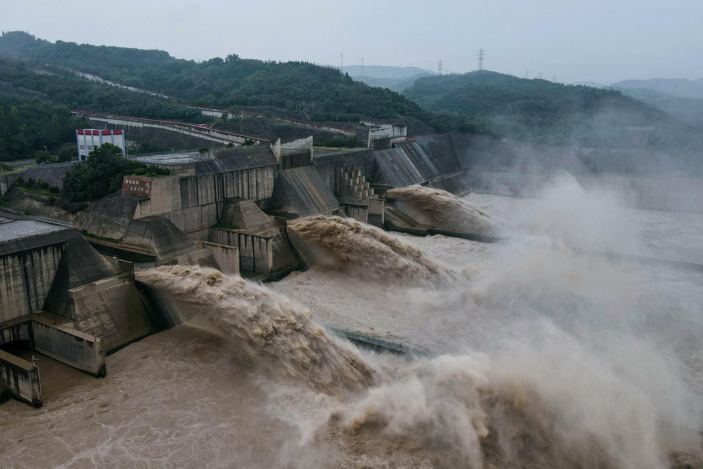 000_1VH1N3 Chine barrage