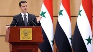 Bashar al-Assad, presidente sírio