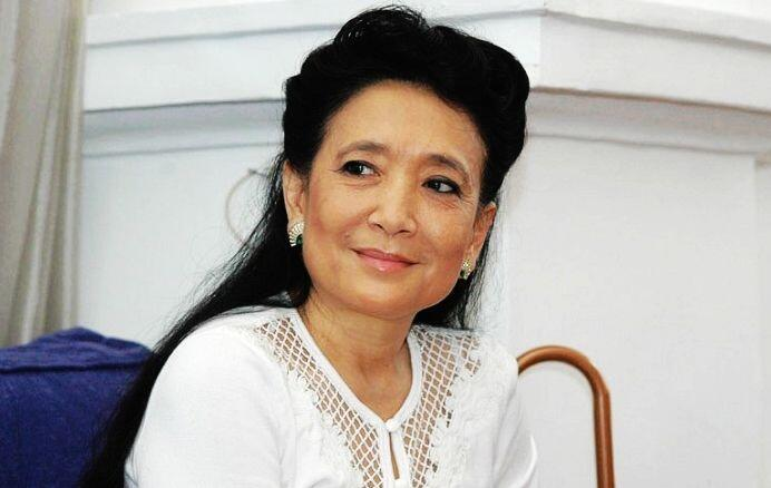 旅英华裔作家张戎。