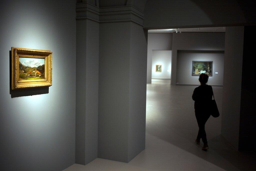 Выставка «Шедевры нового искусства. Коллекция Сергея Щукина» в фонде Louis Vuitton стала самой посещаемой в истории Франции