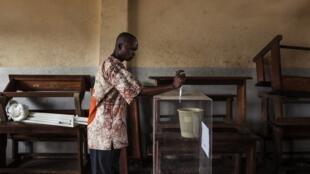 La participation a eu tendance à baisser au Congo depuis une quinzaine d'année, à l'exception notable de la présidentielle de 2016. (image d'illustration)