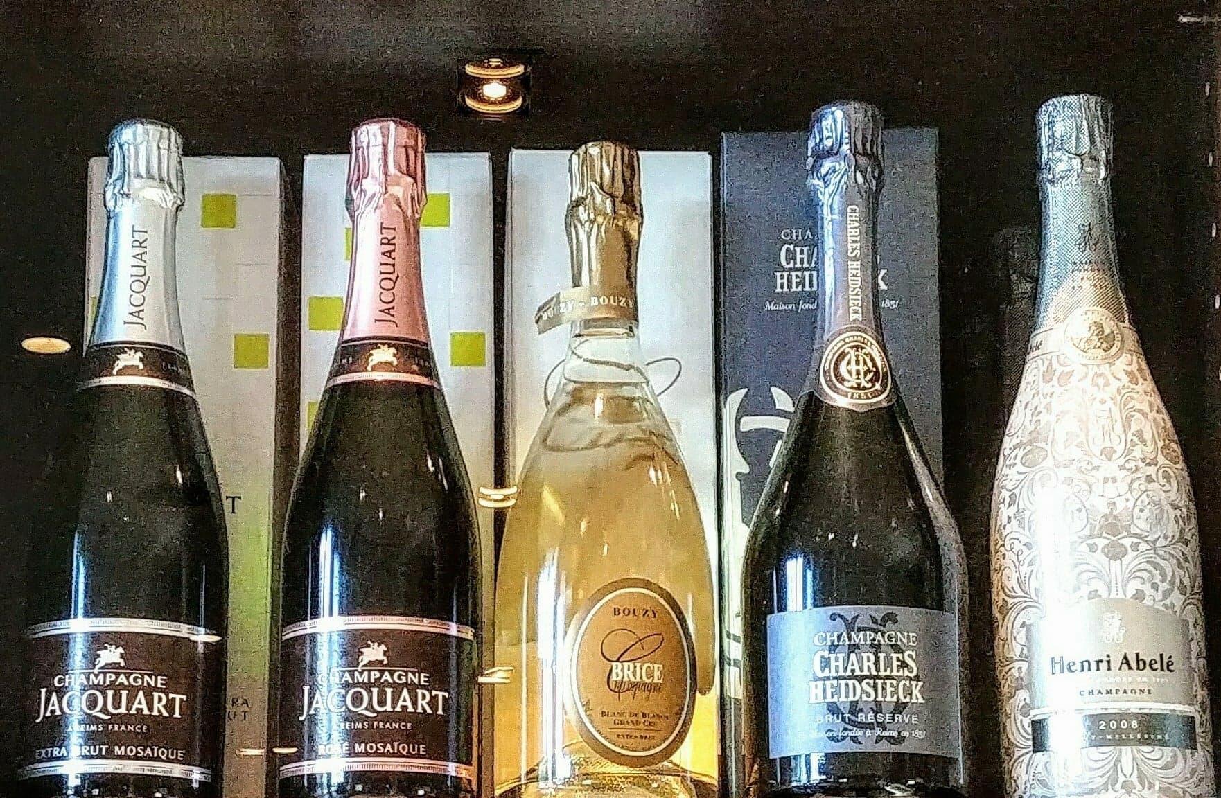 Năm 2013 không tốt đối với rượu Bordeaux nhưng lại là năm thượng hạng của rượu Champagne