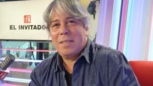 ismael Ledesma en RFI