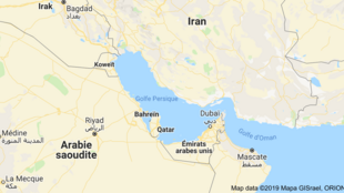 伊朗伊拉克波斯灣地區