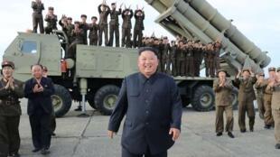 Shugaban Koriya ta Arewa, Kim Jong Un