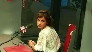 Maria Ribeiro, atriz e escritora