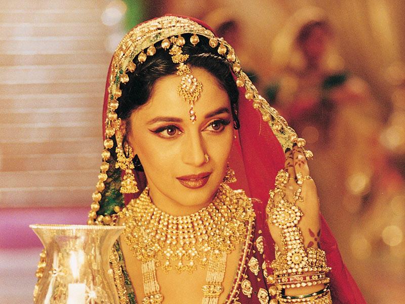 """""""Devdas"""" (2002), fiction de Sanjay Leela Bhansali, sélectionné au festival de Cannes en 2002."""