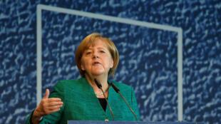 Matukar dai Angela Merkel ta gaza samun hadin kan jam'iyyun siyasar Jamus, hakan manuniya ce ga yiwuwar ga yiwuwar sake gudanar da zabe a zagaye na biyu.