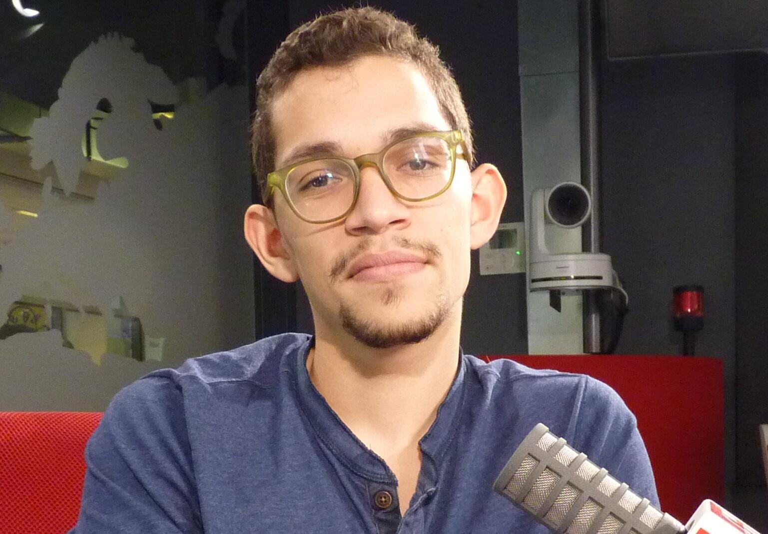 El venezolano Daniel Blanco en RFI