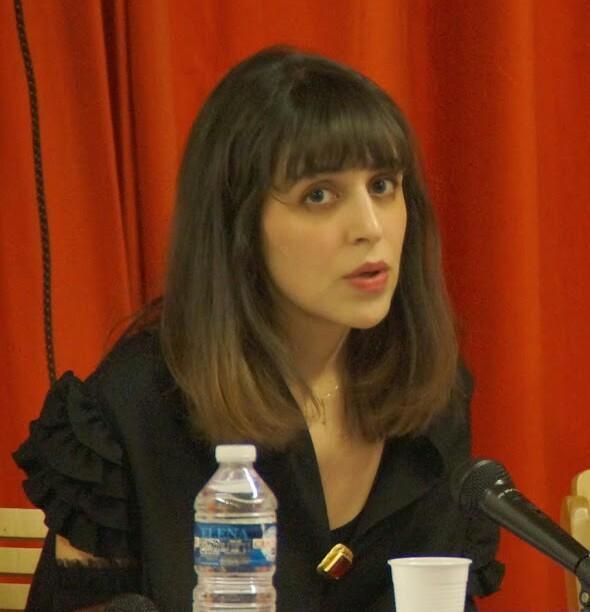 لیلا فولادوند، جامعه شناس و پژوهشگر در امور زنان ساکن پاریس