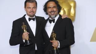 Leonardo Di Caprio y Alejandro González Iñárritu foram os grandes vencedores em Hollywood.