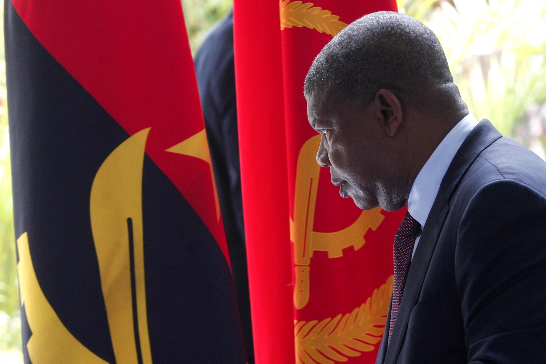 João Lourenço, chefe de Estado de Angola
