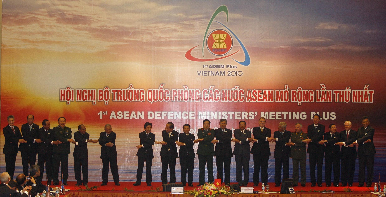 Hội nghị bộ trưởng Quốc phòng ASEAN mở rộng lần thứ nhất, Hà Nội, 12/10/2010